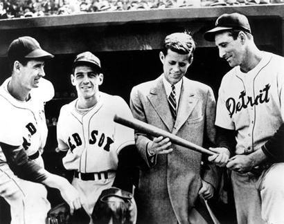 JFK, Mickey, Murderer's Row, and The Alou Brothers ... Felipe Alou