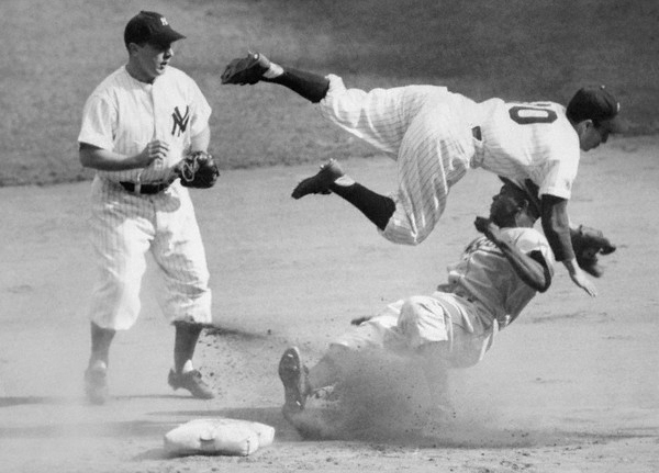 Jackie Robinson - Beautiful Photos
