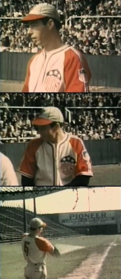 Joe DiMaggio Oakland Oaks