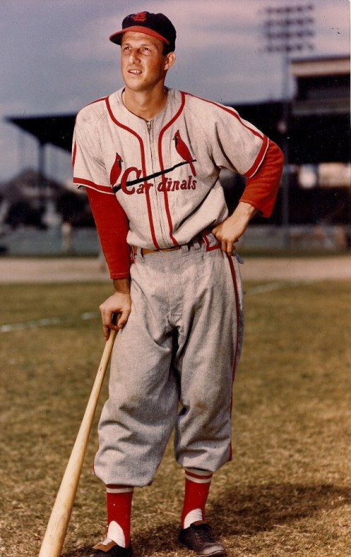 Stan Musial in Color