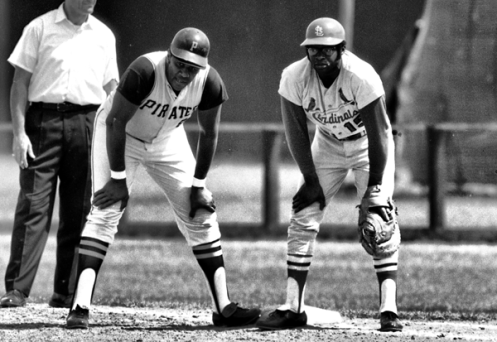 Willie Stargell & Dick Allen