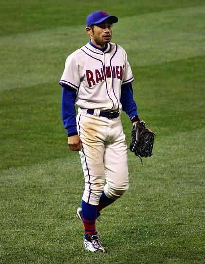 Ichiro Rainiers Throwback