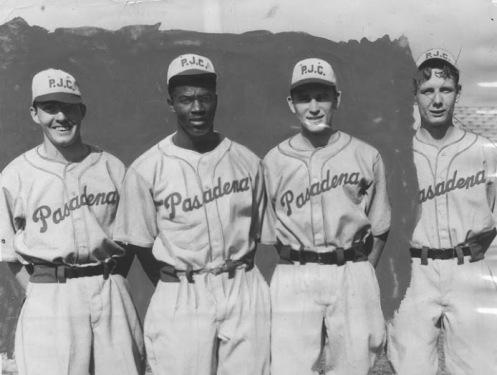 Jackie Robinson Pasadena Junior College