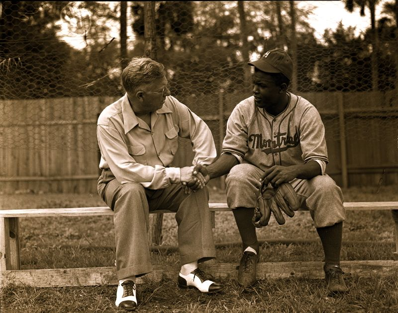 branch rickey and jackie robinson interview essay Title: 500 word essay on courage - branch rickey and jackie robinson interview essay author:.