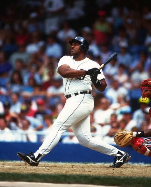 Cecil Fielder swing