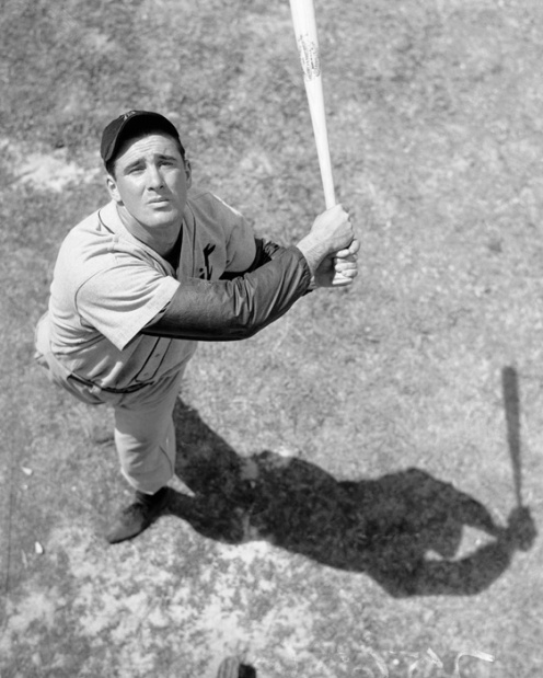 Hank Greenberg Swing