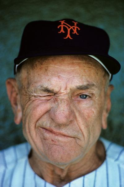 Casey Stengel Mets
