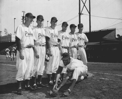 1953 Luke Easter San Diego Padres
