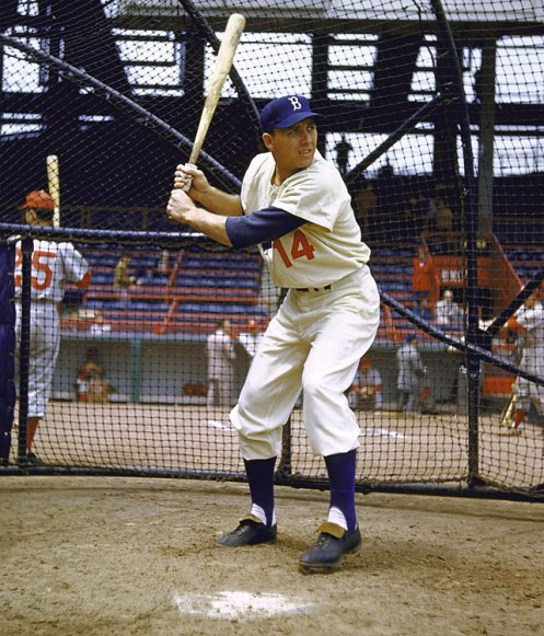 Gil Hodges Brooklyn BP