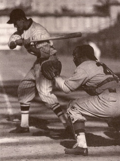 Ted Williams San Diego Padres At-Bat