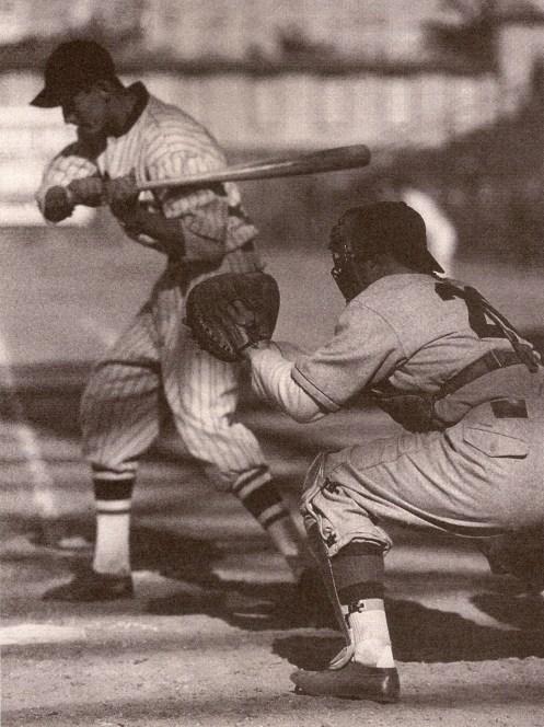 Ted Williams San Diego Padres At-Bat