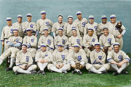 The Black Sox of 1919