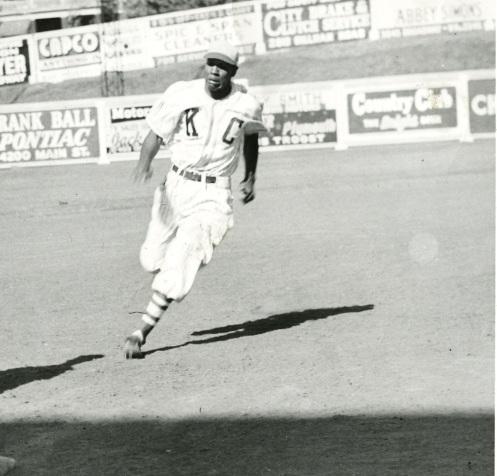 Buck O'Neil 1950s