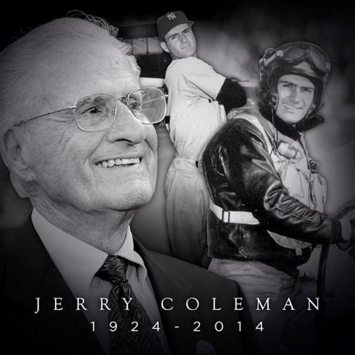 Jerry Coleman Tribute Image
