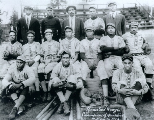 1913 Homestead Grays