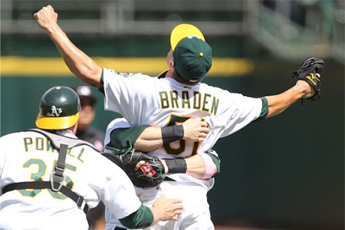Dallas Braden Perfect Game