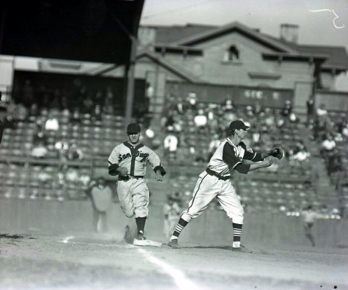 PCL Padres 1939 Dom Dellessandro