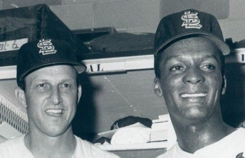stan musial curt flood