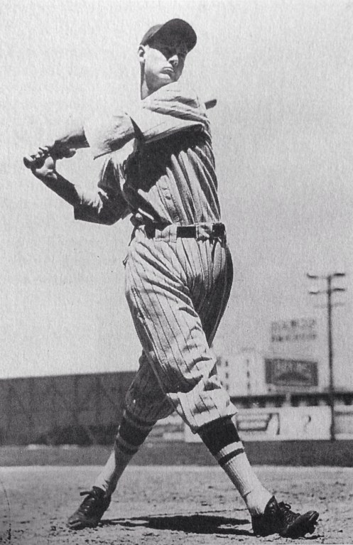 Ted Williams PCL Padres Swing