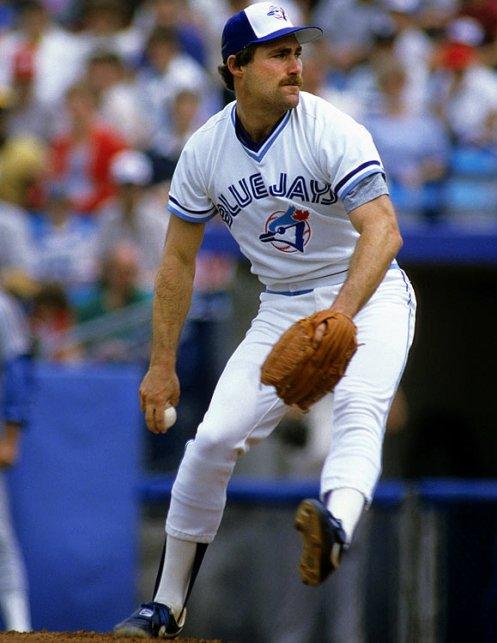 Dave Stieb Blue Jays