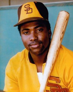 Tony Gwynn Brown Yellow