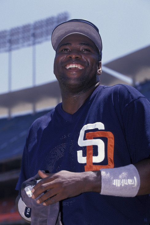 File Photo of Tony Gwynn