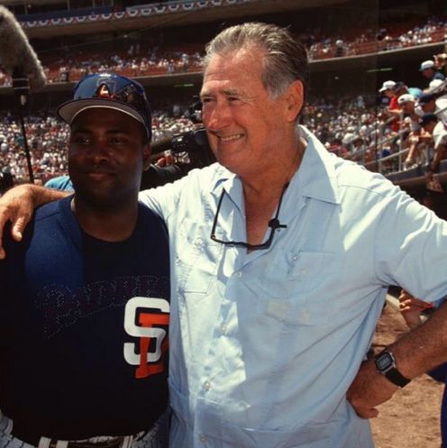Tony Gwynn & Ted Williams SD