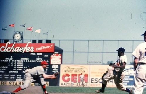 Jackie Robinson Ebbets Field