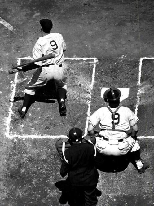 Joe DiMaggio 1936