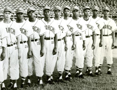 Kansas City Monarchs 1950s