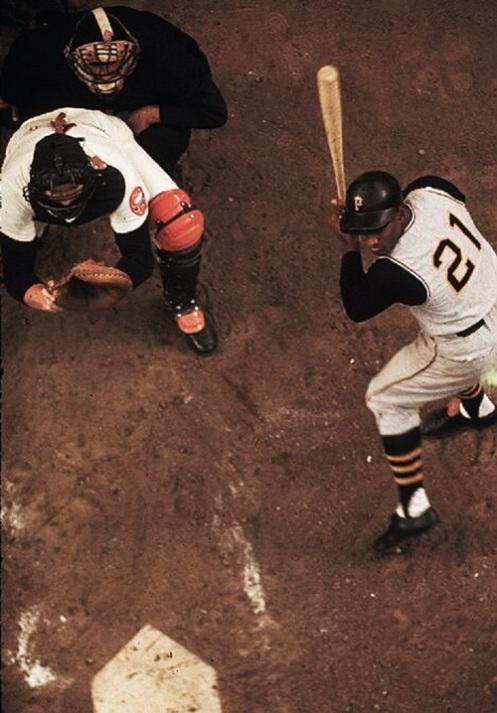 Roberto Clemente vs Astros