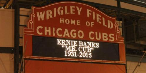 Banks Wrigley Field