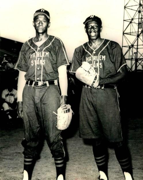 Goose Tatum & Satch Harlem Stars 1962