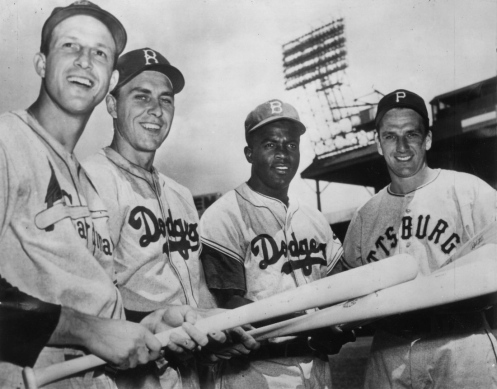 1949 All Star Game Group