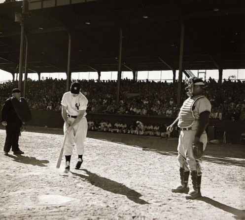 Mickey Mantle & Campy