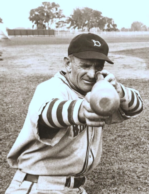 Casey Stengel Brooklyn Dodgers