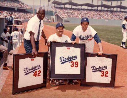 Dodgerst retiring numbers