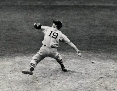 Bob Feller 1940