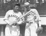 Babe Ruth and DizzyDean