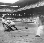 Negro League All-Star Game Collision